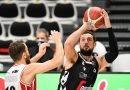 Basket: la Virtus vince a Lubiana 108-98 dopo un tempo supplementare