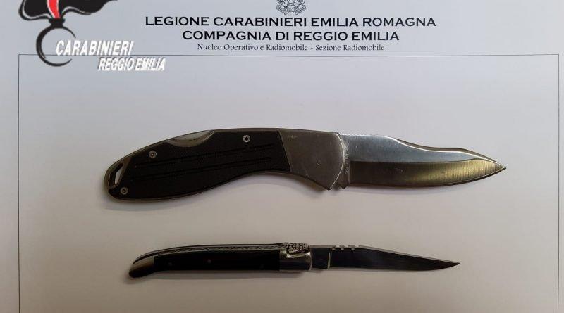Lite tra condomini: nei guai un uomo con due coltelli